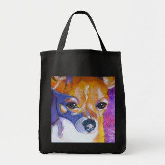 Wyatt's Chanel Grocery Tote Bag