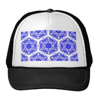 Wycinanka Moth Pattern Trucker Hat