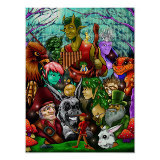 Wyld Fae Poster