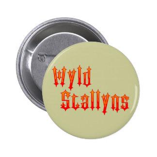 Wyld Stallyns 2 Inch Round Button