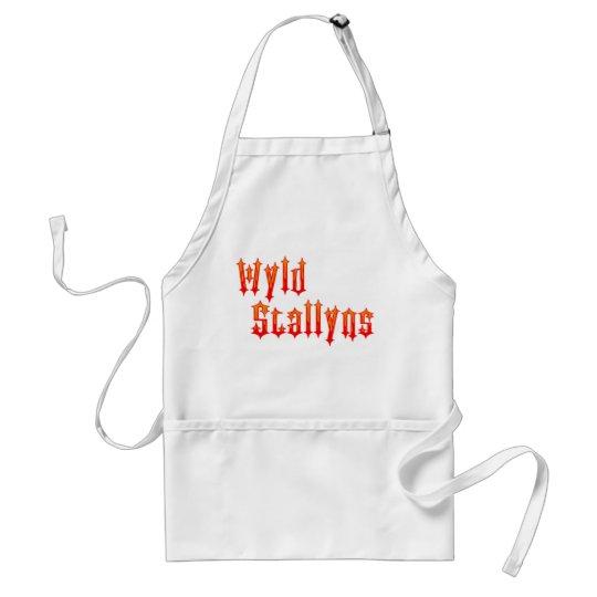 Wyld Stallyns Adult Apron