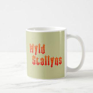 Wyld Stallyns Classic White Coffee Mug