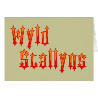 Wyld Stallyns Greeting Card