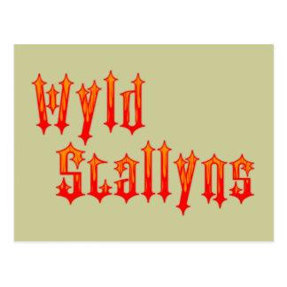 Wyld Stallyns Postcard
