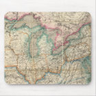 Wyld's Military Map Of The United States Mouse Pad