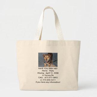 Wylie Tote Jumbo Tote Bag
