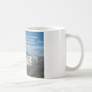Wyman Dam Mug