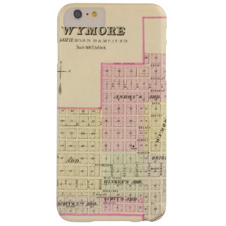 Wymore and Filley, Nebraska Barely There iPhone 6 Plus Case