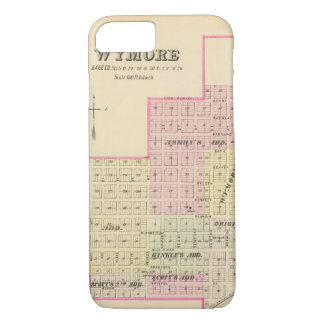 Wymore and Filley, Nebraska iPhone 8/7 Case