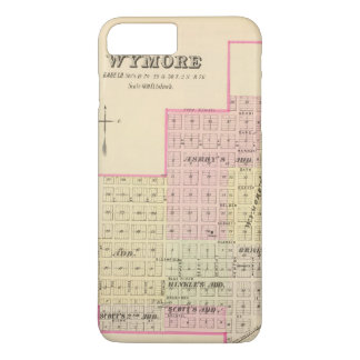 Wymore and Filley, Nebraska iPhone 8 Plus/7 Plus Case
