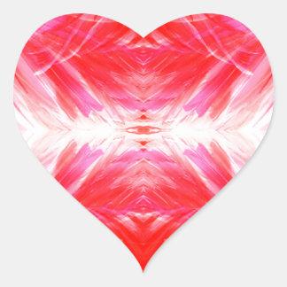 Wynfur Heart Sticker