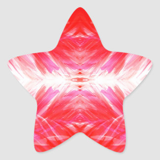 Wynfur Star Sticker