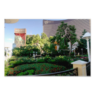 Wynn Hotel and Casino Photo Print