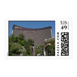 Wynn Resort Postage Stamp