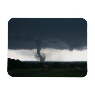 Wynnewood, OK EF4 Tornado Photo Magnet