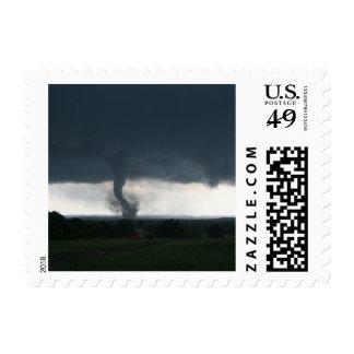 Wynnewood, OK EF4 Tornado Stamps