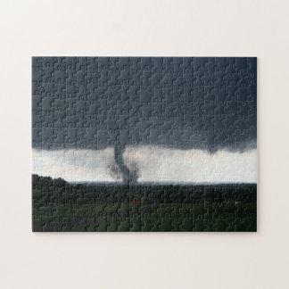 Wynnewood, rompecabezas ACEPTABLE del tornado EF4