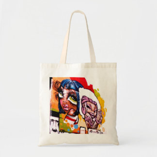 Wynwood walls tote bag