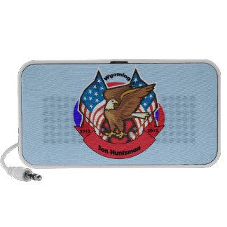 Wyoming 2012 para el Huntsman de Jon Mp3 Altavoces