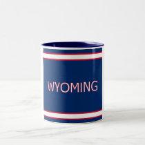 Wyoming 2-Sided Print Mug