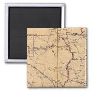 Wyoming 4 magnet