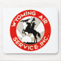 Wyoming Air Service Mouse Pad