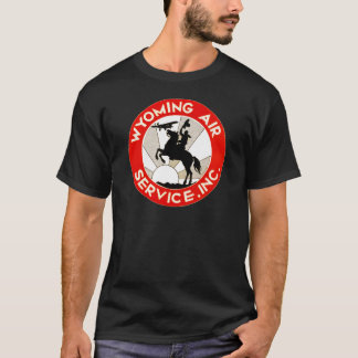 Wyoming Air Service T-Shirt