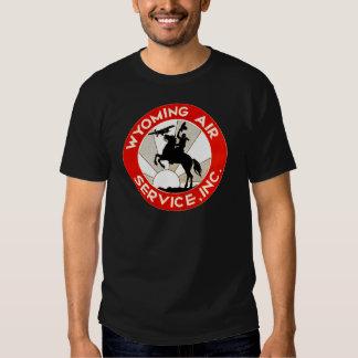 Wyoming Air Service Tshirt