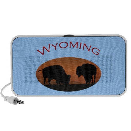 Wyoming Altavoz De Viaje
