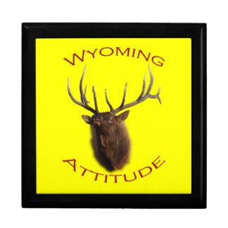 Wyoming Attitude Gift Box