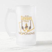 Wyoming Beer Mug