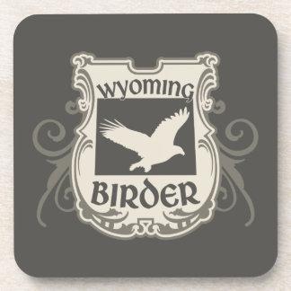 Wyoming Birder Coaster
