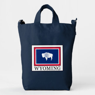 Wyoming Bolsa De Lona Duck