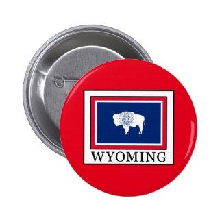 Wyoming Button
