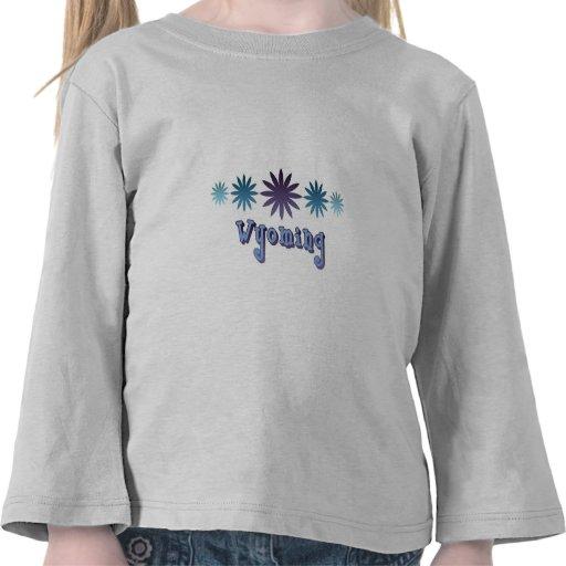 Wyoming Camiseta