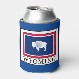 Wyoming Can Cooler