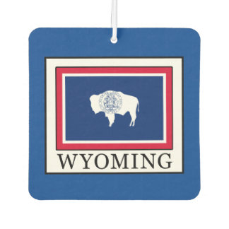 Wyoming Car Air Freshener