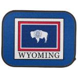 Wyoming Car Mat