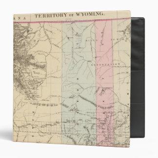"""Wyoming Carpeta 1 1/2"""""""
