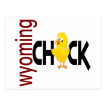 Wyoming Chick 1 Postcard