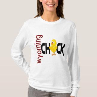 Wyoming Chick 1 T-Shirt