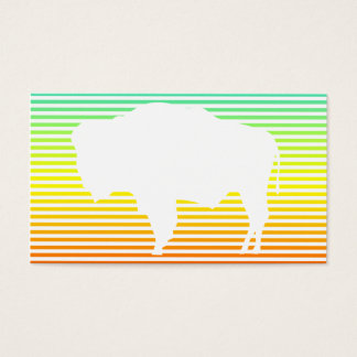 wyoming chill fade business card