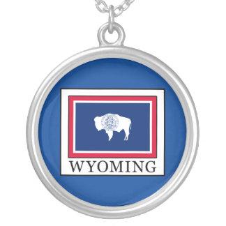 Wyoming Collar Plateado