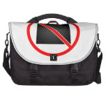 Wyoming Cross Out Symbol Bag For Laptop