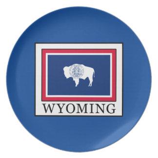 Wyoming Dinner Plate