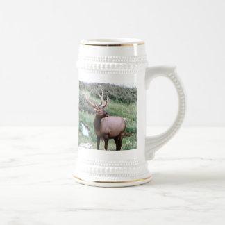 WYOMING ELK Mug