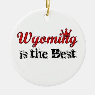 Wyoming es el mejor ornato