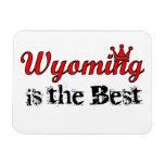 Wyoming es el mejor imán flexible