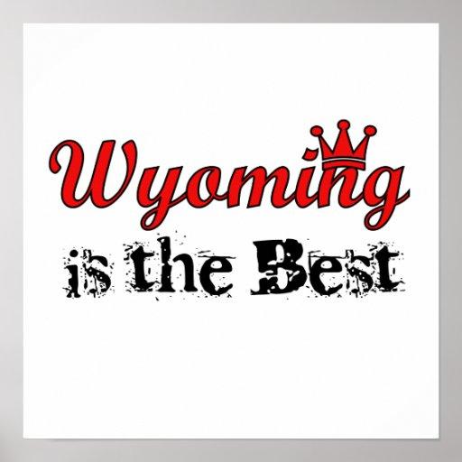 Wyoming es el mejor poster