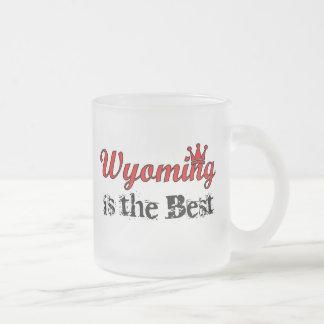 Wyoming es el mejor taza